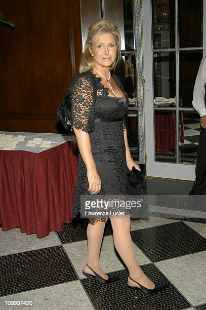 Kathy Hilton during 2003 Top Dog Gala To Benefit The Animal Medical Center at Waldorf=Astoria in New York City New York United States