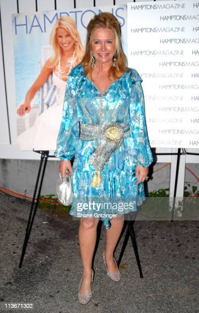 Kathy Hilton during Hamptons Magazine July Issue Launch Party And Birthday Celebration For July's Cover Star Beth Ostrosky at Star Room in Wainscott...