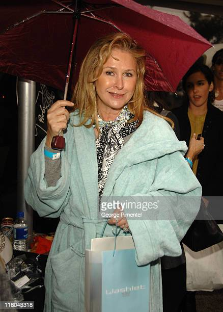 Kathy Hilton during Haven House 2007 Oscar Suite - Day 2 at Private Residence in Beverly Hills, California, United States.