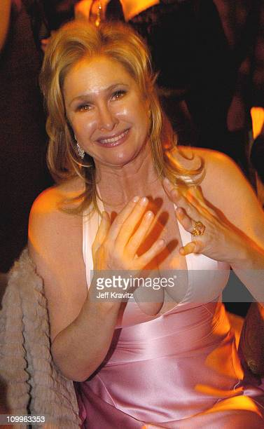 Kathy Hilton during HBO Golden Globe Awards Party Inside at Beverly Hills Hilton in Beverly Hills California United States
