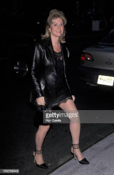Kathy Hilton during Krizia An Exhibition at Grey Art Gallery At New York University in New York City New York United States