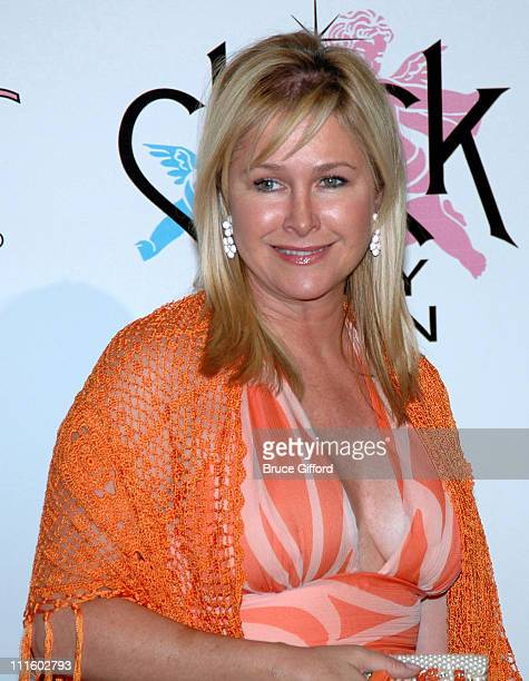 Kathy Hilton during Maxim Magazine and Palms Hotel Present Live Like a Hilton with Chick by Nicky Hilton Fashion Show at The Palms Casino in Las...