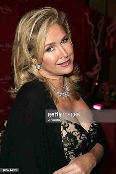 Kathy Hilton during Paris Hilton Fragrance Launch Party in Paris France at VIP in Paris France