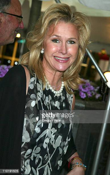 Kathy Hilton during Sirio Maccioni The Story of My Life and Le Cirque Book Party at Le Cirque 2000 in New York City New York United States