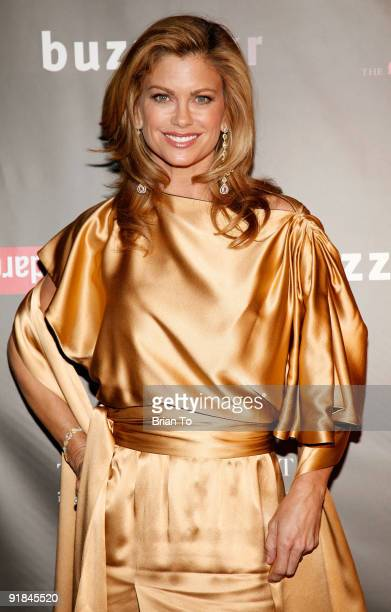 Kathy Ireland attends FGILA Hosts Downtown LA Fashion Week Kick Off Cocktail Party at The Standard Hotel on October 12 2009 in Los Angeles California