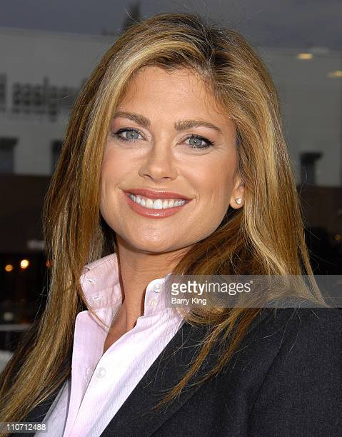 Kathy Ireland during Kathy Ireland Hosts Her Jewelry Line for House of Taylor Inside at Geary's in Beverly Hills CA United States