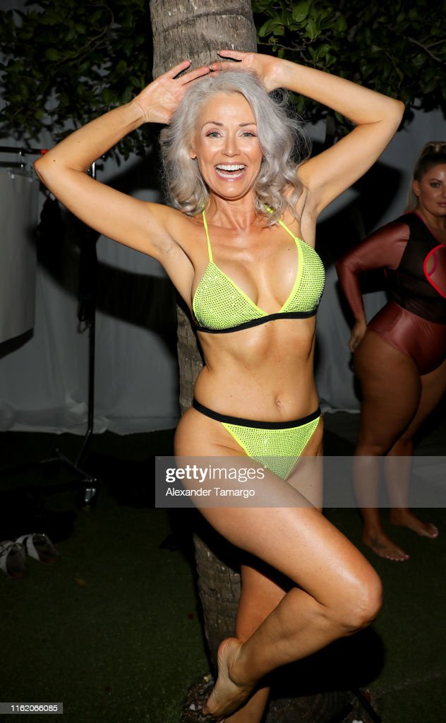 2019 Sports Illustrated Swimsuit Runway Show During Miami Swim Week At W South Beach - Front Row/Backstage : News Photo