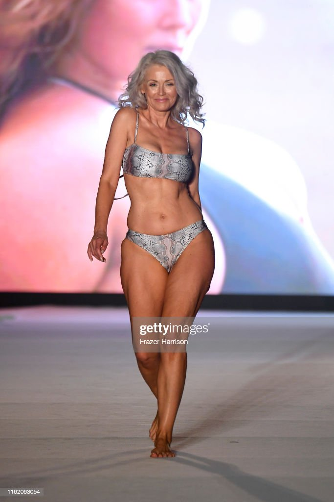2019 Sports Illustrated Swimsuit Runway Show During Miami Swim Week At W South Beach - Runway : News Photo
