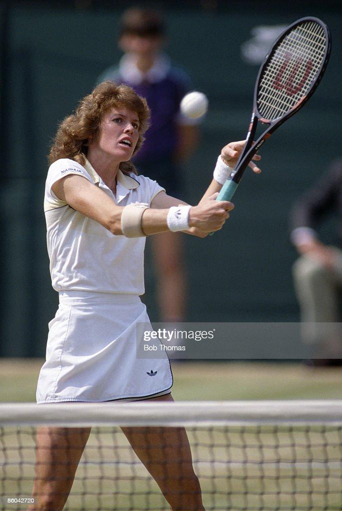 Kathy Jordan : News Photo