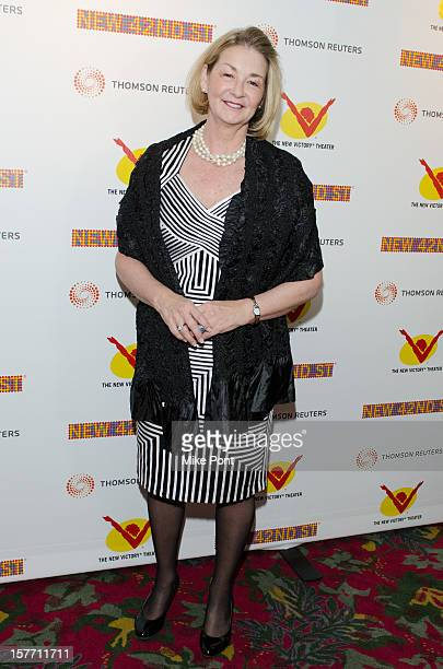 Kathy Keele attends the 2012 New 42nd Street gala at The New Victory Theater on December 5, 2012 in New York City.