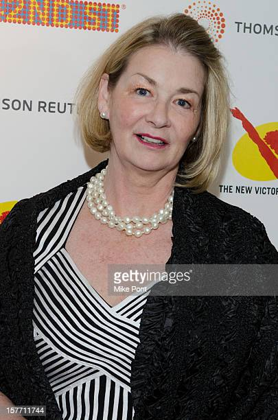 Kathy Keele attends the 2012 New 42nd Street gala at The New Victory Theater on December 5 2012 in New York City
