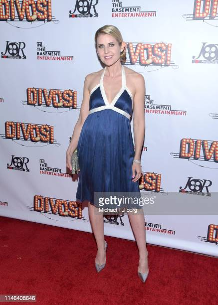 Kathy Kolla attends a Los Angeles VIP industry screening with the filmmakers and cast of DIVOS at TCL Chinese 6 Theatres on May 01 2019 in Hollywood...