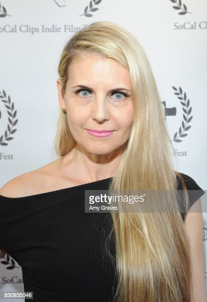 Kathy Kolla attends the Premiere Of As In Kevin At Socal Clips Indie Film Fest on August 12 2017 in Los Angeles California