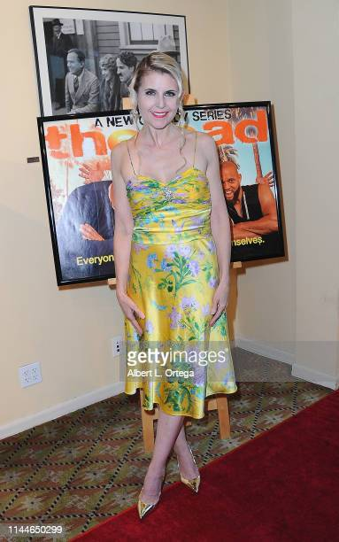 Kathy Kolla attends the Screening Of The Pad held at Raleigh Studios on May 17 2019 in Los Angeles California