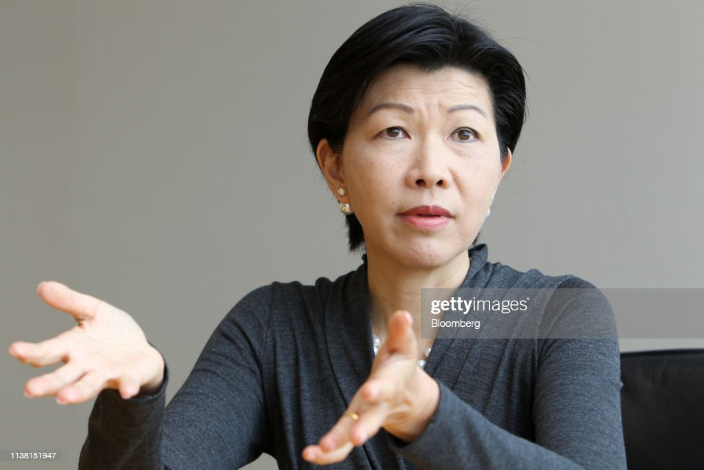 JPN: Goldman Sachs' Kathy Matsui Says Japan Is Still Holding Back Talented Women