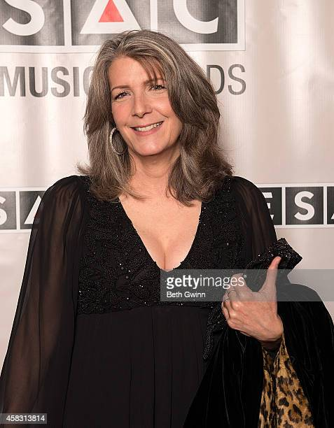 Kathy Mattea attends the 2014 SESAC Nashville Awards at the Country Music Hall of Fame and Museum on November 2 2014 in Nashville Tennessee
