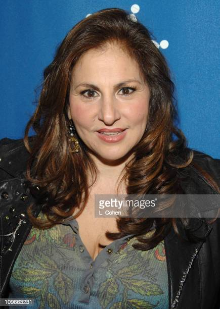 Kathy Najimy during The Fox All-Star Winter 2007 TCA Press Tour Party - Red Carpet and Inside at Villa Sorriso in Pasadena, California, United States.