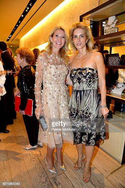 Kathy Prounis and Margot Takian attend the Lenox Hill Neighborhood House Associates Committee Fall Benefit Celebrate the Neighborhood Cocktails at...