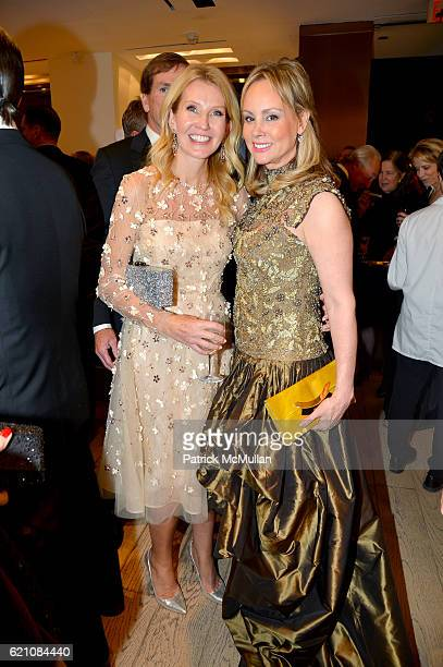 Kathy Prounis and Yaz Hernandez attend the Lenox Hill Neighborhood House Associates Committee Fall Benefit Celebrate the Neighborhood Cocktails at...