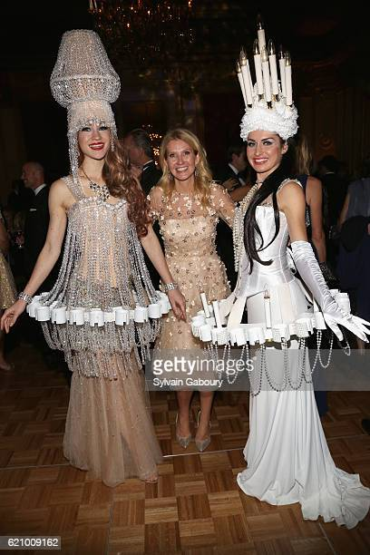 Kathy Prounis attends Lenox Hill Neighborhood House Associates Committee Fall Benefit Celebrate the Neighborhood Dinner and Dancing at the...