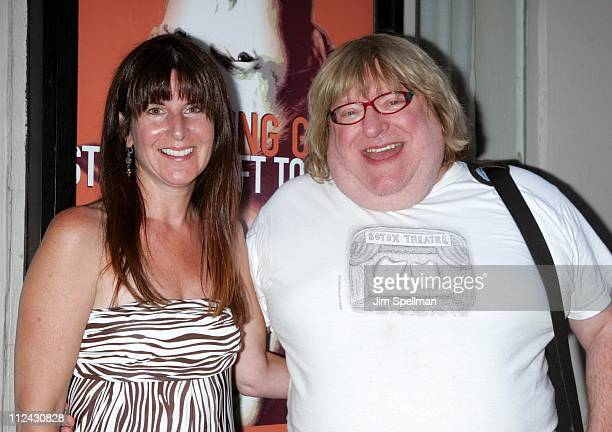 Kathy Russo wife of Spalding Gray and Bruce Vilanch