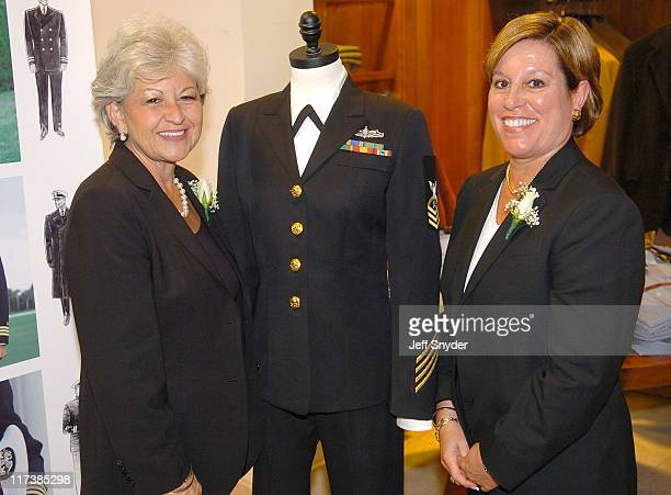 Kathy Self and Eloise Cardasco of Brooks Brothers