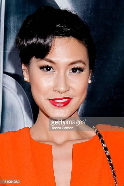 Kathy Uyen attends the '$upercapitalist' Los Angeles Premiere at Laemmle Theater on August 31, 2012 in North Hollywood, California.