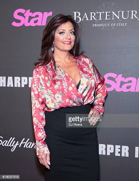 Kathy Wakile attends the Star's Scene Stealers event at Kola House on October 25 2016 in New York City