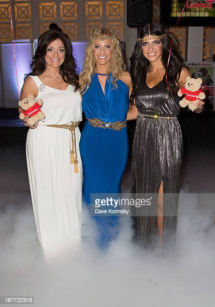 Kathy Wakile Dina Manzo and Teresa Giudice attend the 'Goddess Night Out' event benefiting Project Lady Bug hosted by Dina Manzo>> on November 11...