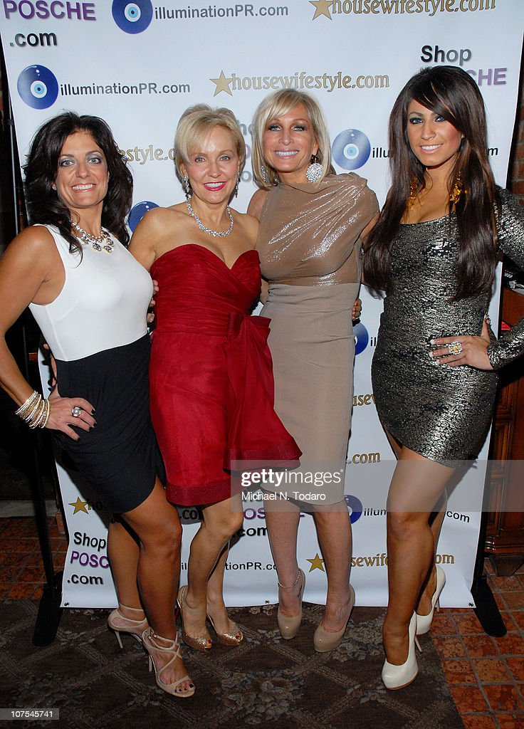 Kim DePaola's New Jersey Housewives Holiday Party : Foto jornalística
