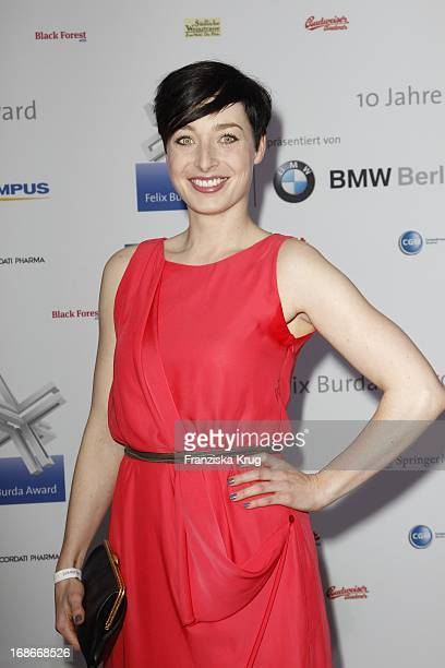 Kathy Weber at the 10th Anniversary Of The Felix Burda Award at Hotel Adlon in Berlin