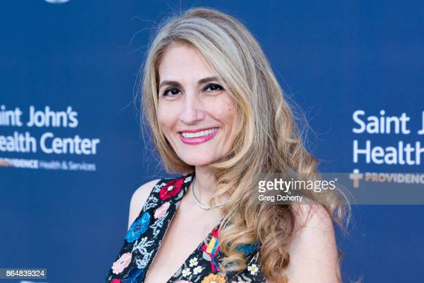 Kathy Yawitz attends the Saint John's Health Center Foundation's 75th Anniversary Gala Celebration at 3LABS on October 21 2017 in Culver City...