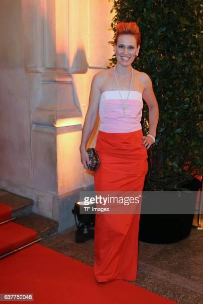 Kati Wilhelm attend the German Sports Media Ball at Alte Oper on November 05 2016 in Frankfurt am Main Germany