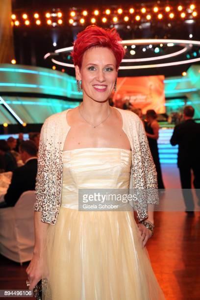 Kati Wilhelm during the 'Sportler des Jahres 2017' Gala at Kurhaus BadenBaden on December 17 2017 in BadenBaden Germany