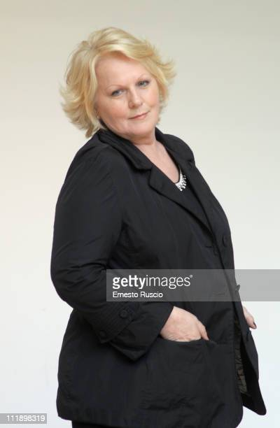 "Katia Ricciarelli attends the ""Un Passo Dal Cielo"" photocall at Auditorium Ara Pacis on April 8, 2011 in Rome, Italy."