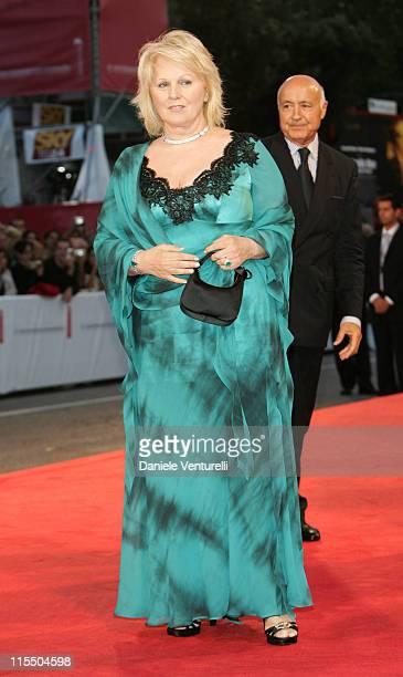 Katia Ricciarelli during 2005 Venice Film Festival La Seconda Notte Di Nozze Premiere Arrivals in Venice Italy