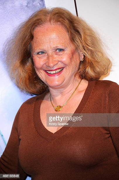 Katia Tchenko attends the Henri Langlois 10th Annual Award Ceremony at UNESCO on March 30 2015 in Paris France