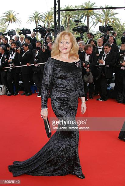Katia Tchenko during 2005 Cannes Film Festival Closing Ceremony and Chromophobia Screening at Palais Du Festival in Cannes France