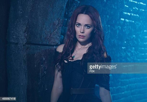 Katia Winter as Katrina Crane. SLEEPY HOLLOW Season Two premieres Monday, Sept. 22, 2014 on FOX.