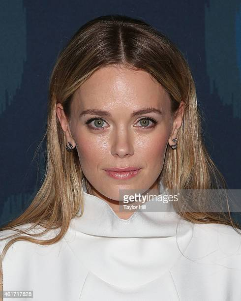 Katia Winter attends the 2015 Fox AllStar Party at Langham Hotel on January 17 2015 in Pasadena California