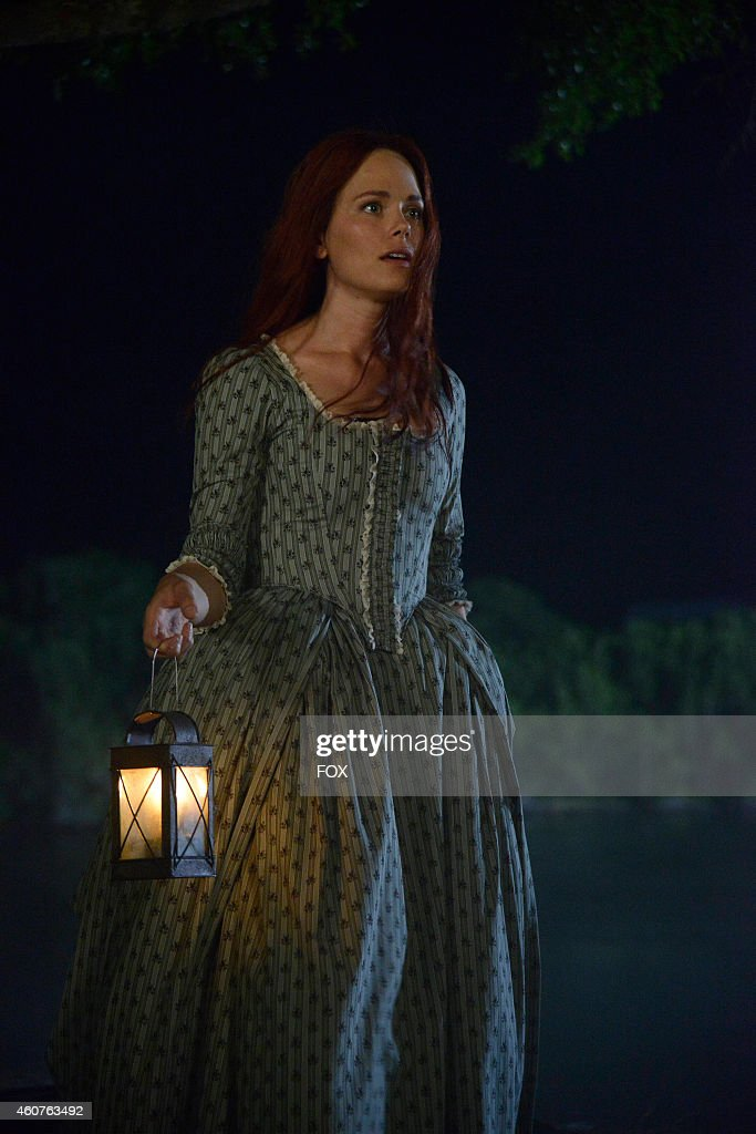 Katia Winter in the 'Weeping Lady' episode of SLEEPY HOLLOW airing Monday, Oct. 20, 2014 (9:00-10:00 PM ET/PT) on FOX.