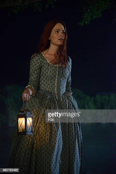 Katia Winter in the Weeping Lady episode of SLEEPY HOLLOW airing Monday Oct 20 2014 on FOX