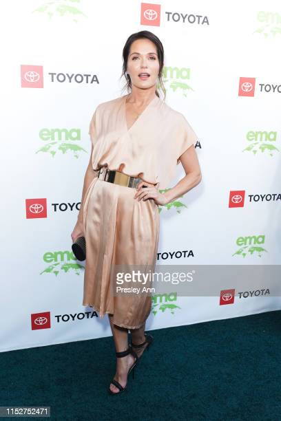 Katie Aselton attends 29th Annual Environmental Media Awards at The Montage Beverly Hills on May 30 2019 in Beverly Hills California