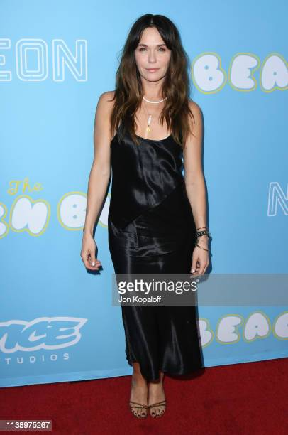 Katie Aselton attends Los Angeles Premiere Of Neon And Vice Studio's The Beach Bum at ArcLight Hollywood on March 28 2019 in Hollywood California