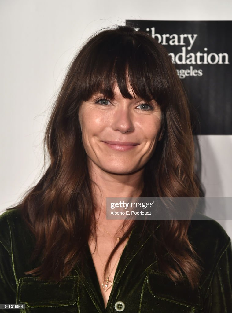 Katie Aselton attends the 10th Annual Young Literati Toast at Hudson Loft on April 7, 2018 in Los Angeles, California.