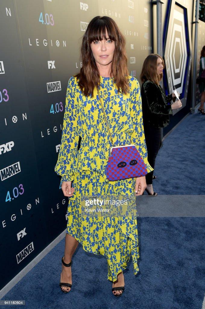 "Premiere Of FX's ""Legion"" Season 2 - Red Carpet"
