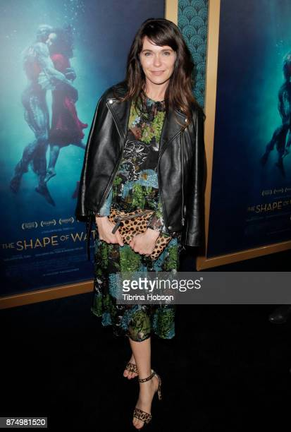 Katie Aselton attends the premiere of 'The Shape Of Water' at Academy Of Motion Picture Arts And Sciences on November 15 2017 in Los Angeles...