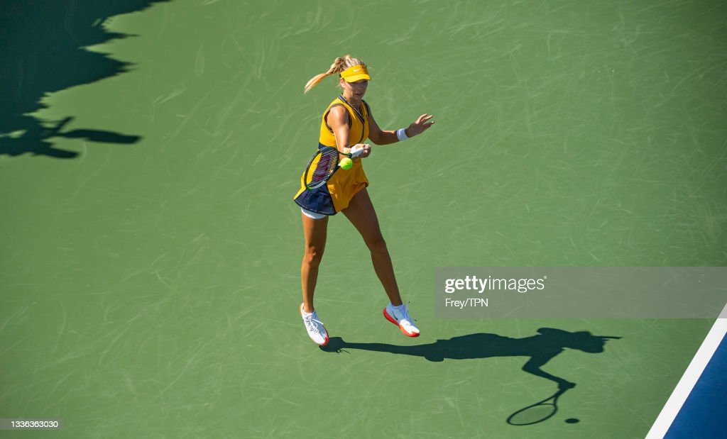 2021 US Open - Previews : News Photo