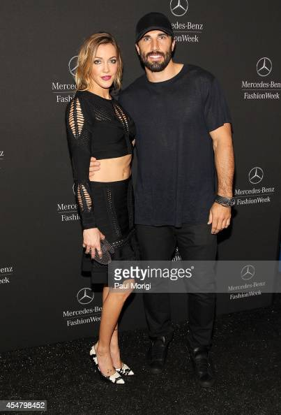Katie Cassidy And Jason Garrison Katie Cassidy and Jaso...