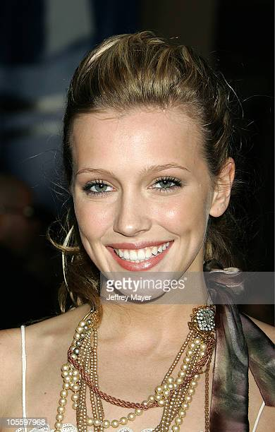 Katie Cassidy during 33rd Annual American Music Awards - Arrivals at Shrine Auditorium in Los Angeles, California, United States.